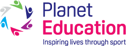 Planet Education logo